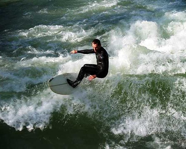 Sailing, Surfing and Skiing: Water Sports Lovers